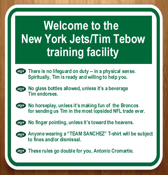 The New Tim Tebow Training Facility